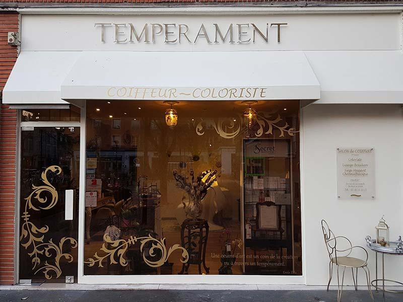 traitements capillaires à Orléans | salon de coiffure Tempérament